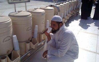 """السعودية: تواصل الجدل حول """"ماء زمزم"""""""