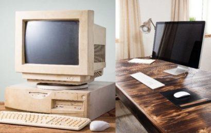 رحلة عبر الزمن بين التقنيات التكنولوجية في  الثمانينيات والتسعينات والحاضر !
