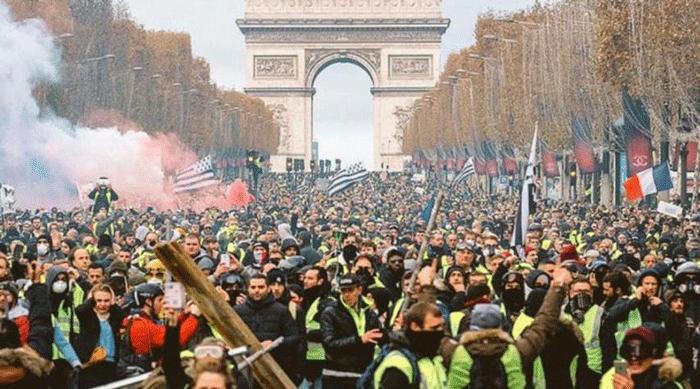 'وباء' في فرنسا: الأطباء يدعون لمنع استخدام الرصاص المطاطي