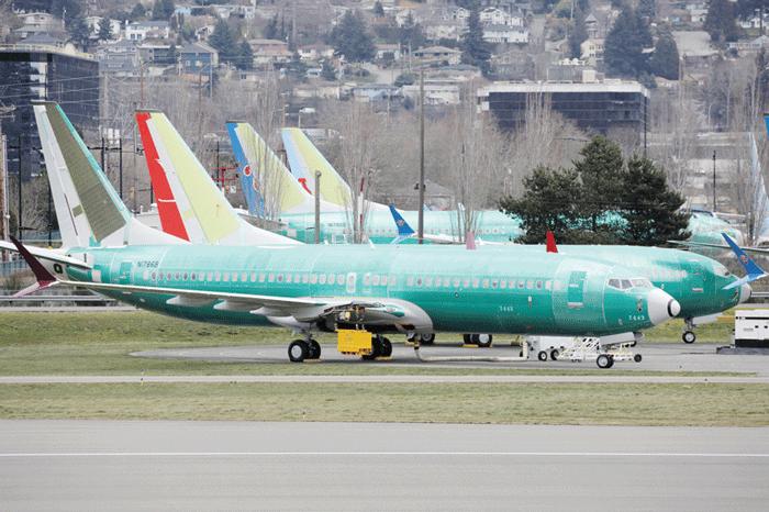 عديد الدول تغلق مجالها الجوي أمام طائرات 'بوينغ 737 ماكس'