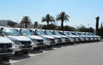 إيطاليا تمنح تونس 50 سيارة رباعية الدفع للتصدي للمهاجرين غير الشرعيين