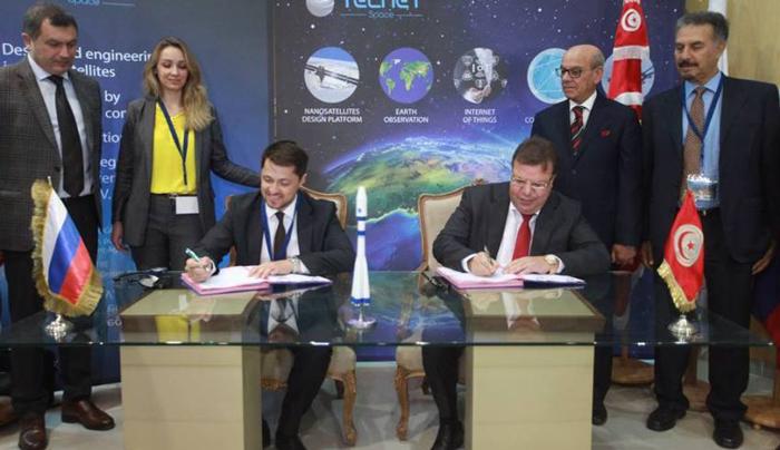العام المقبل: إطلاق أول قمر صناعي تونسي