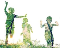 أول أداة تقيس علاقة الأطفال بالطبيعة