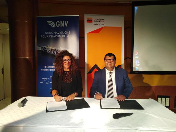 التجاري بنك و GNV يمضيان اتفاقية لتقريب الخدمات من التونسيين المقيمين بالخارج