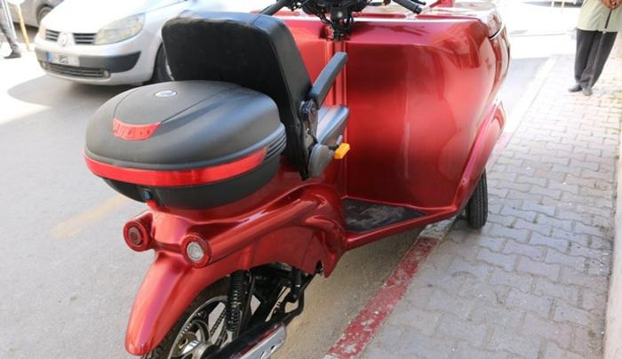 صنعت في تونس..المهندس محمد بن محمود ينجح في ابتكار عربة صغيرة ذات ثلاث عجلات