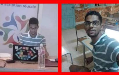 شاب تونسي يتطوع لتسجيل تلاميذ المناطق النائية مجانا