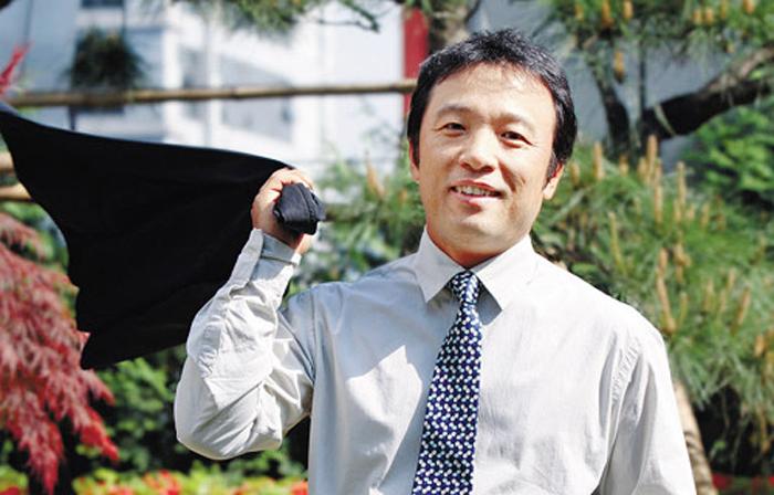 كيم تايك جين.. ملك الألعاب الإلكترونية