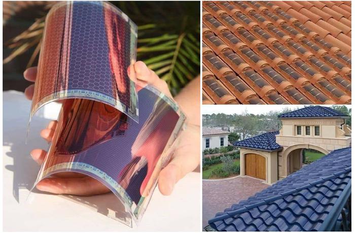 شركة سويدية تبتكر قرميد مكون من خلايا شمسية لتوليد الطاقة الكهربية