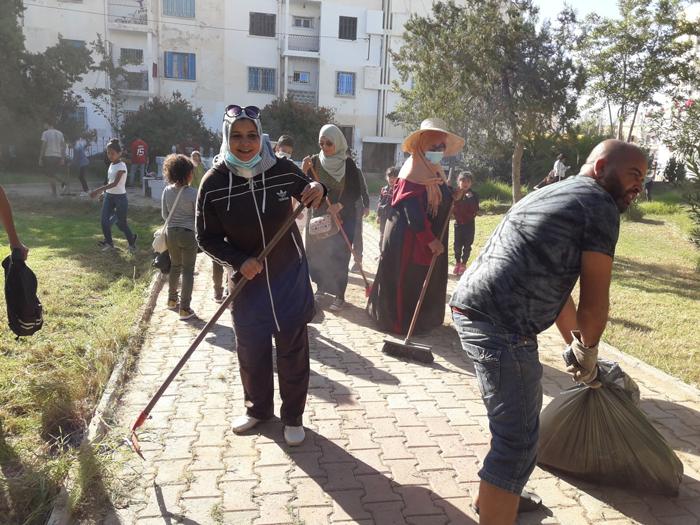 تونس تتجمّل: عودة الوعي أم حملة عابرة