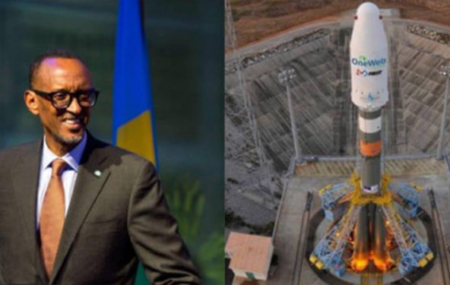 """""""رواندا"""" تطلق أول قمر صناعي للإتصالات وتوفر الأنترنت مجاناً لمواطنيها"""