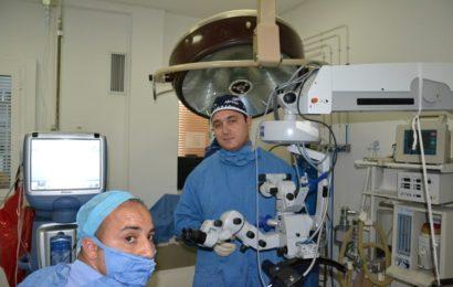 سويسرا: طبيب تونسي يقدم ابتكاره الجديد في مجال طب العيون
