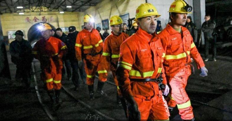 """""""كارثة"""" بمنجم في الصين.. 14 قتيلا ومحاصرون تحت الأرض"""