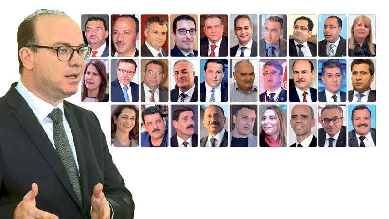 حكومة الفخفاخ تؤدي القسم وتصرح على المكاسب اليوم الخميس 27 فيفري