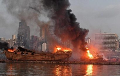 انفجار الأمونيا في مرفأ بيروت؛ الحادثة السادسة عالميًا والأولى من حيث الكمية